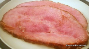 Tender Crock-Pot Ham