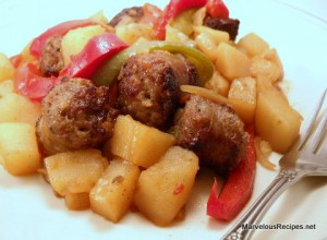 sausage-peppers-and-potatoes