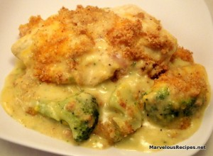 Chicken Broccoli Divan