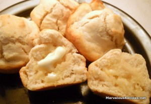 Spoon Biscuits